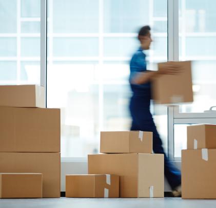 Corporate relocation