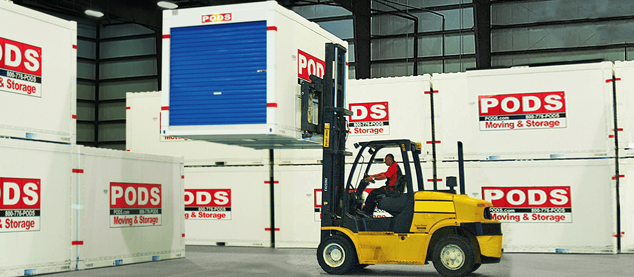 Pods Storage Locations Florida | Dandk Organizer