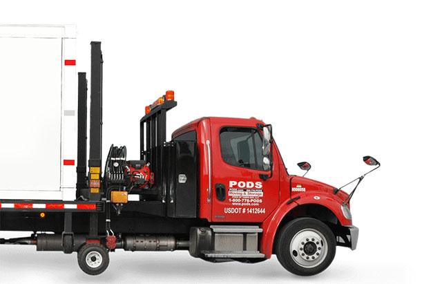 Local Moving Companies | Door-to-Door Moving | PODS