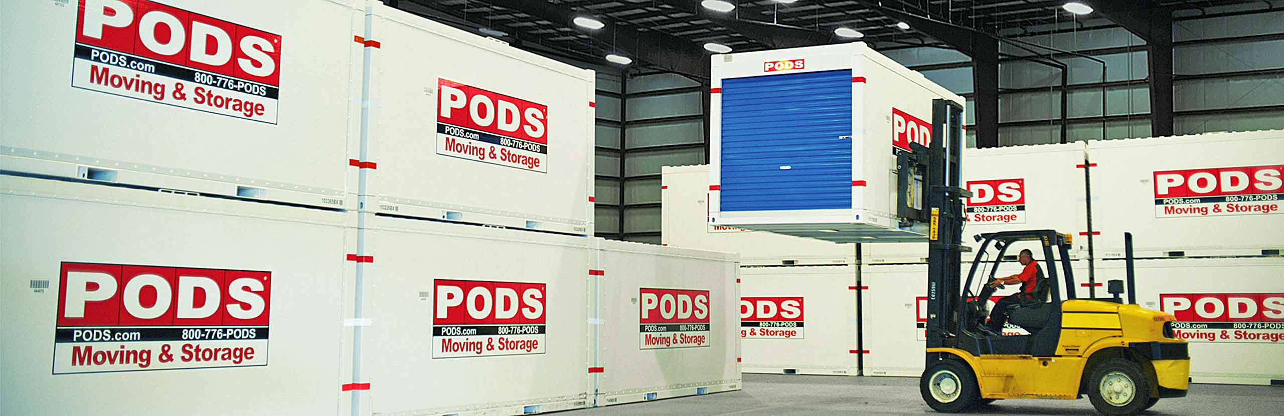 Storage Facilities Amp Units Storage Center Pods