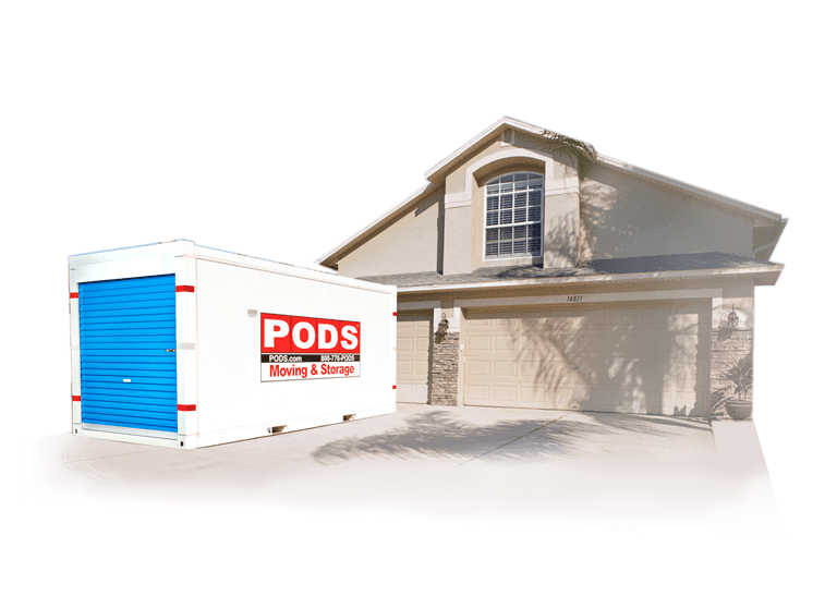 Portable Storage Containers | Rent On-Site Self-Storage