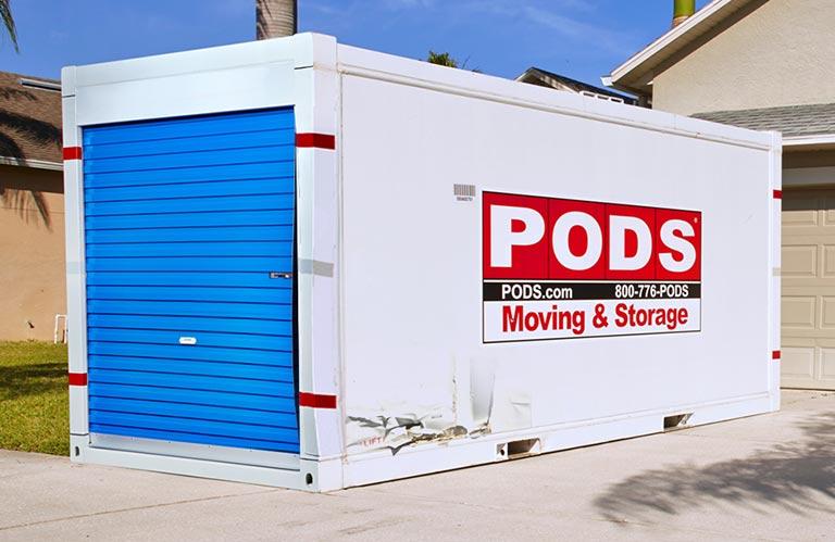 Best moving pod options