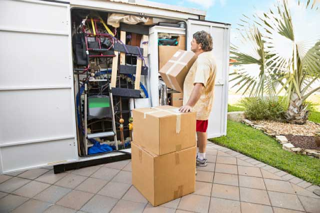 PODS Vs PACK RAT® For Moving U0026 Storage | PODS