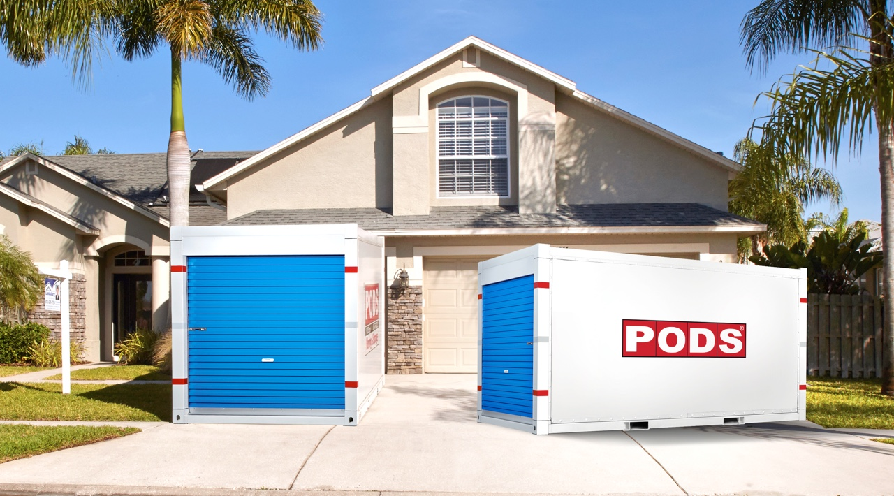 Find Moving Services Storage Units Near You Pods