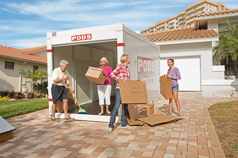 Portable Storage Solutions | Mobile Units & Storage Centers