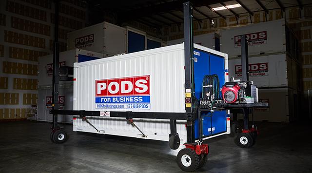 Dallas Moving Services, Storage Units U0026 Facilities   PODS