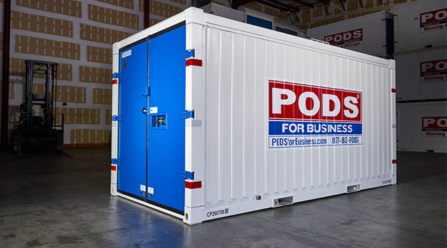 Atlanta Moving Services, Storage Units & Facilities   PODS