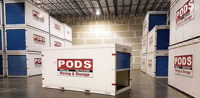 Long-Distance Moving | Cross-Country Moving | PODS