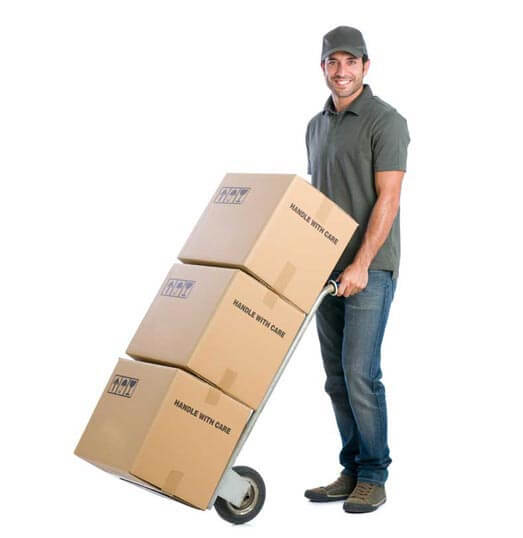professional movers for packing and loading