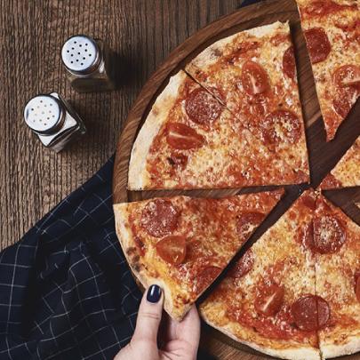 Little Caesar's Pizza Pie