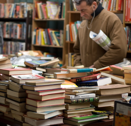 how campus bookstores can make a profit