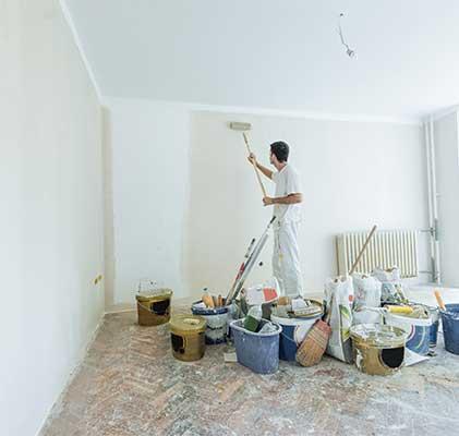Royal Arms apartment renovation