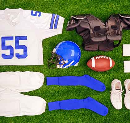 Tonka Football Sports Equipment Storage