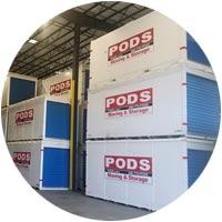 Compare PODS to self storage