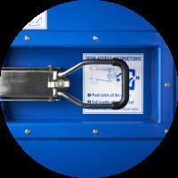 Construction Storage Box Lock