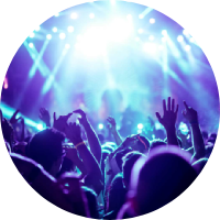 concert event storage