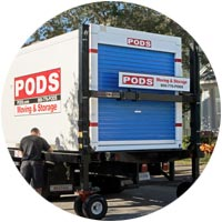 PODS Container placement tips