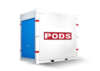 PODS portable storage container