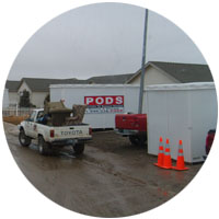 emergency storage and disaster relief