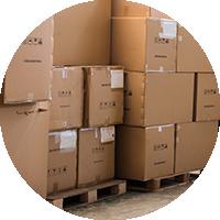 excess inventory storage