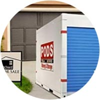 PODS home storage