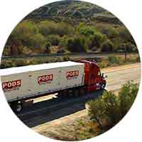 PODS moving company