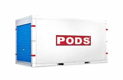 PODS for business storage