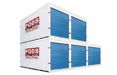 PODS for business portable storage