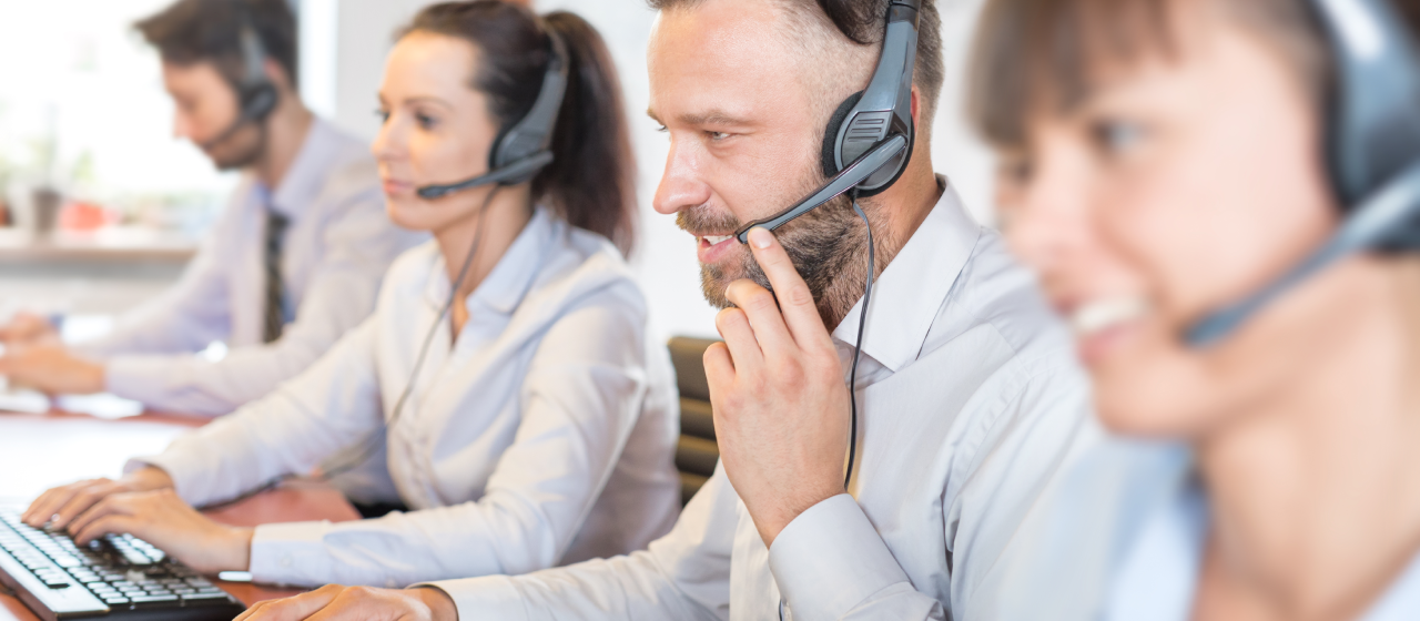 PODS for Business call Center Employees Mobile