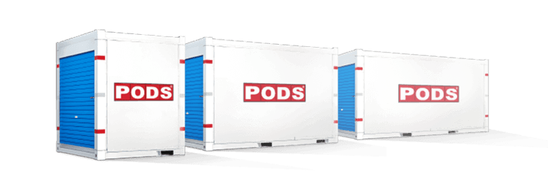 PODS container sizes