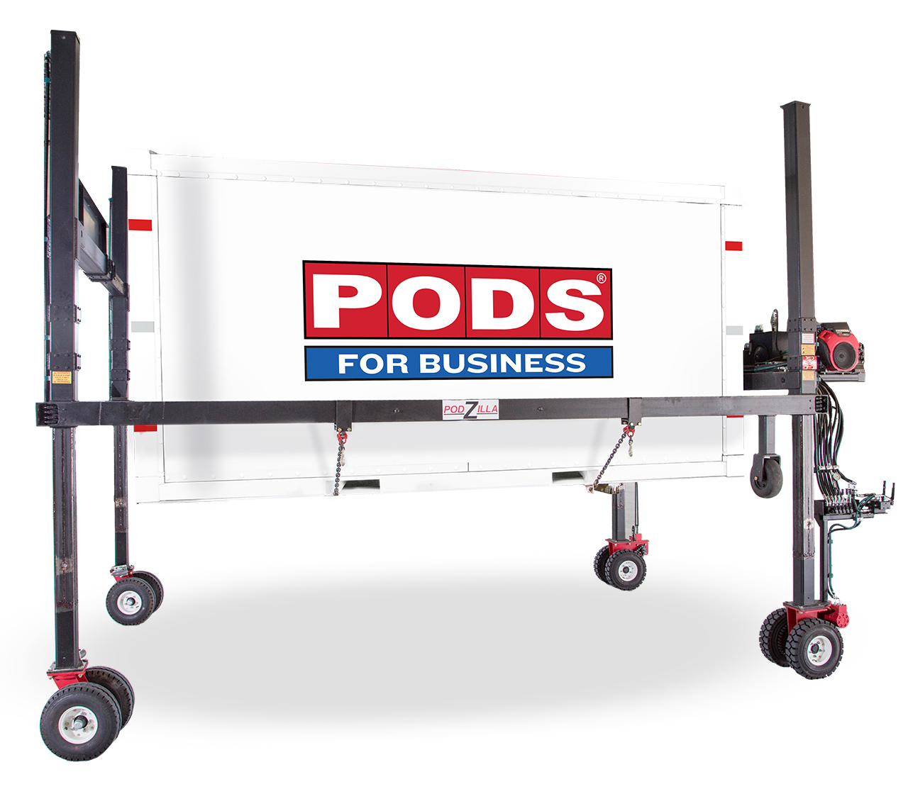 PODZilla Container For business