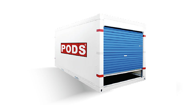 PODS for Business Corporate Relocation Container