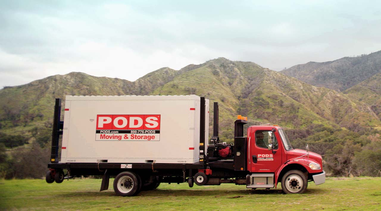 Pods Portable Storage and Truck