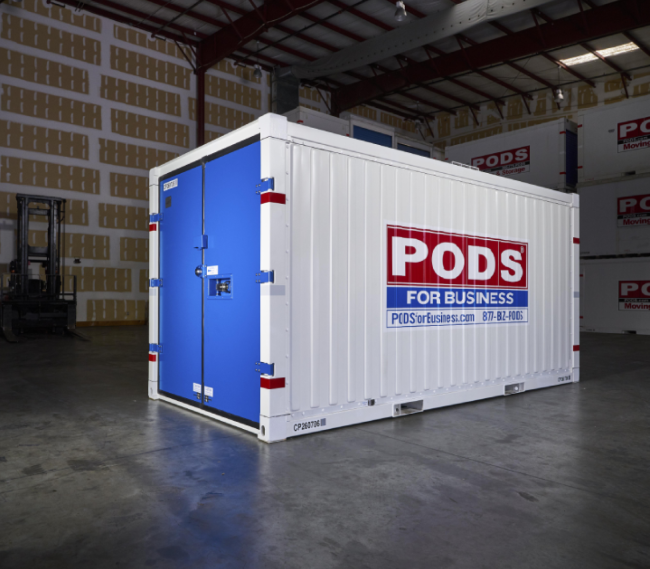Commercial Construction Storage Container